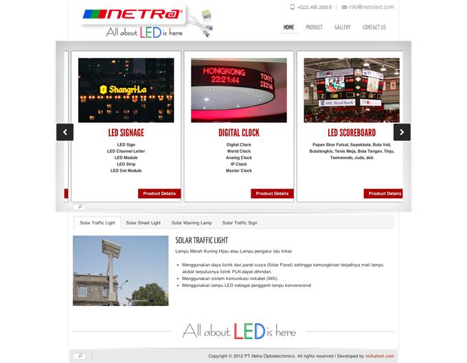 netraled-website