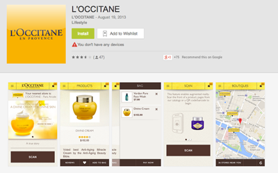 l'occitane-mobile-apps